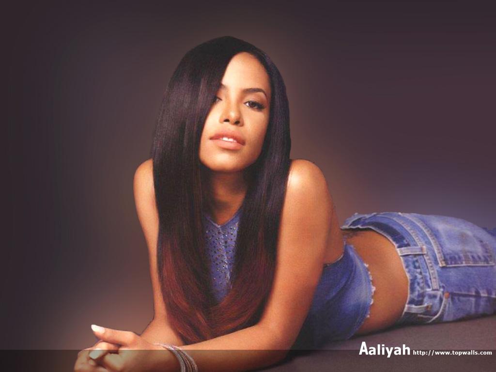 Aaliyah ass