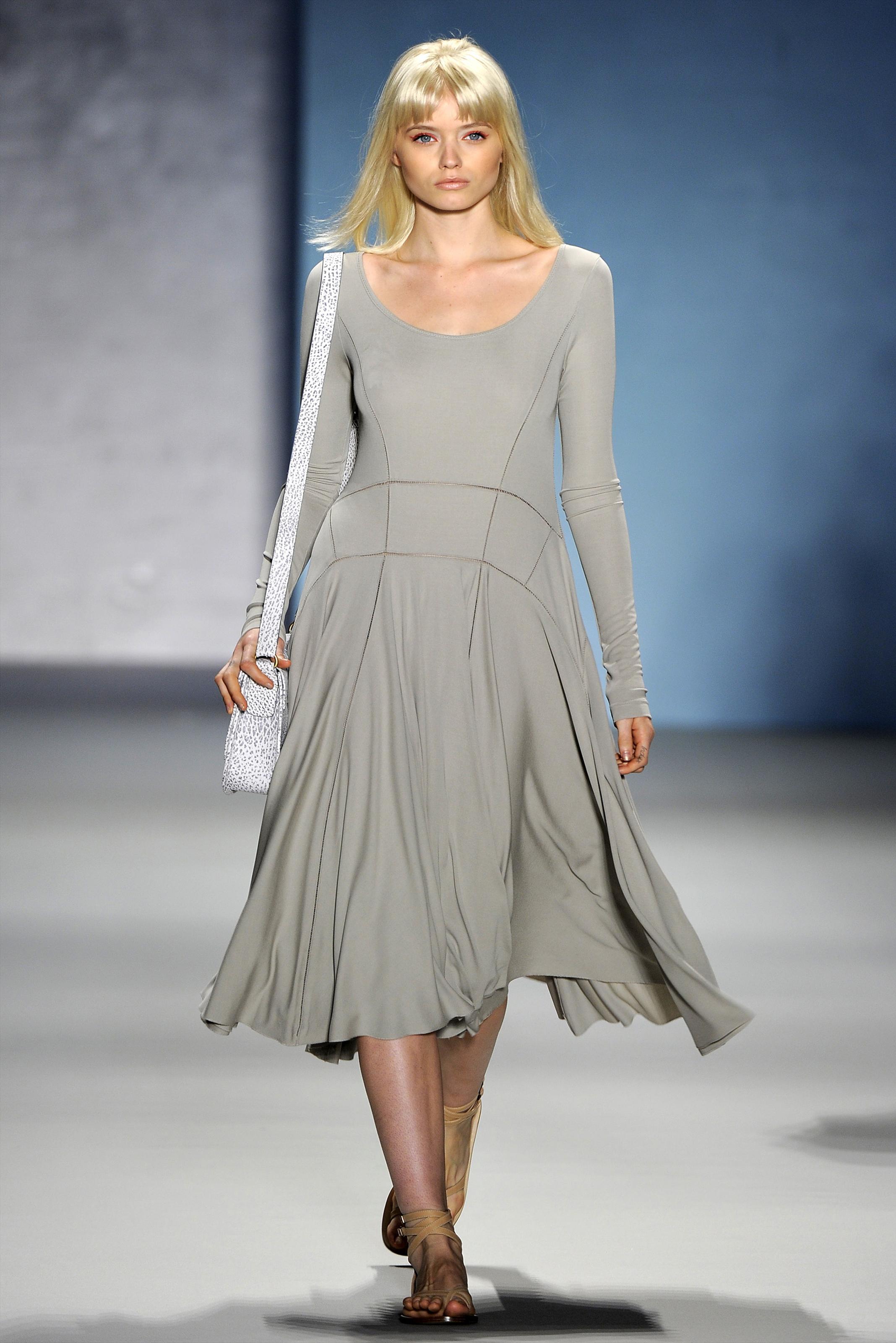 Модные Платья Лето 2011
