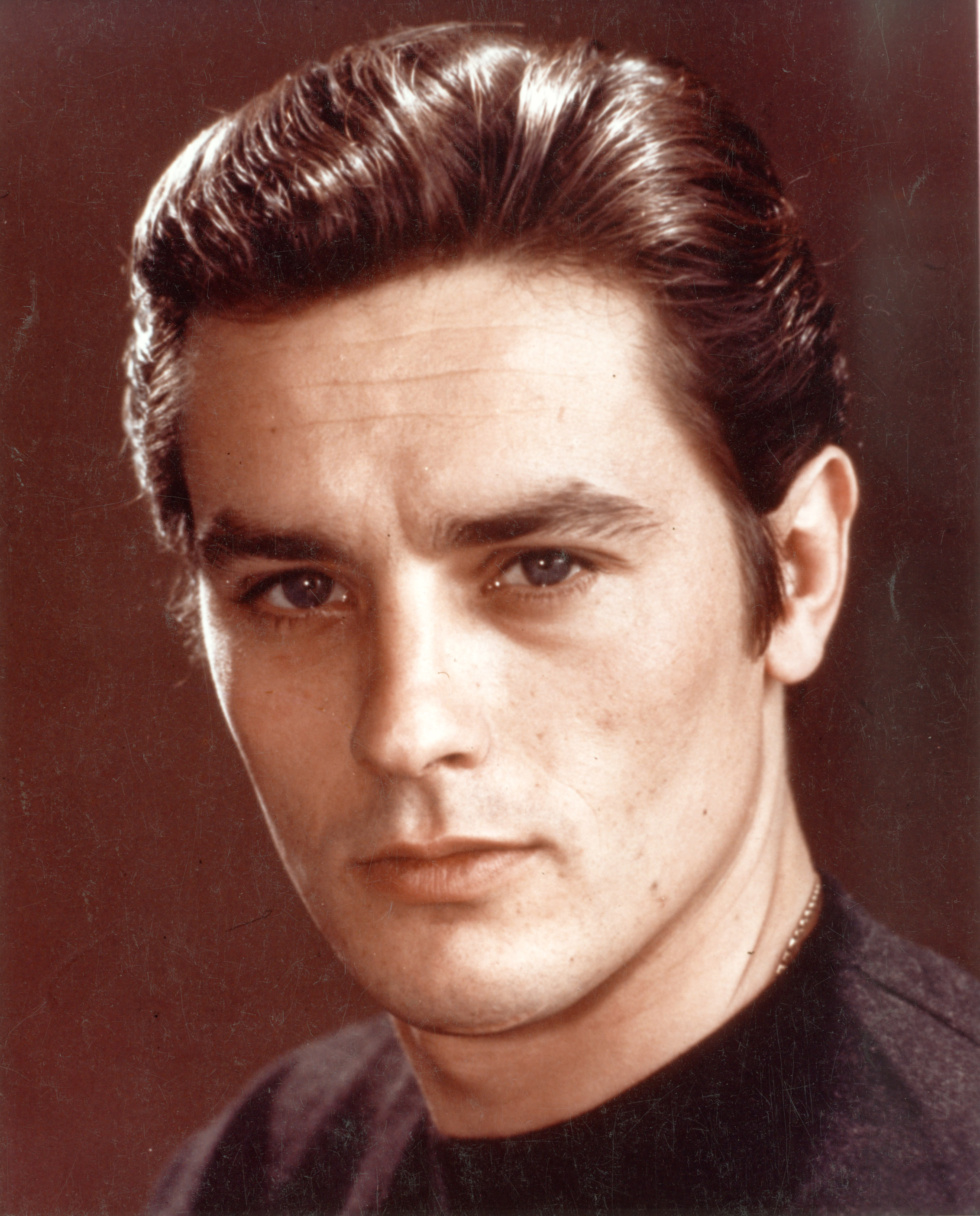 Alain Delon - Picture Colection