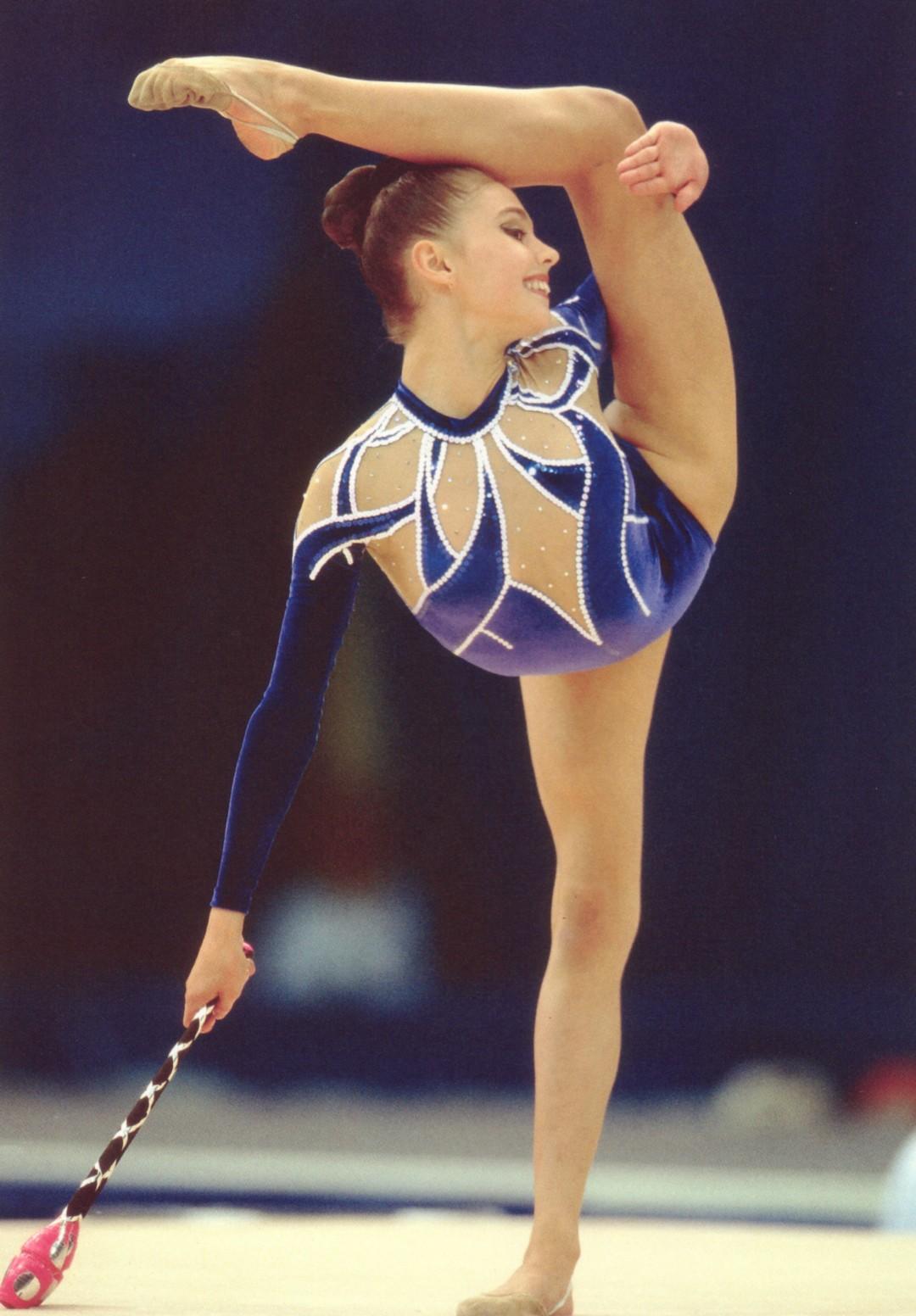 Фото гимнасток с предметом 7 фотография