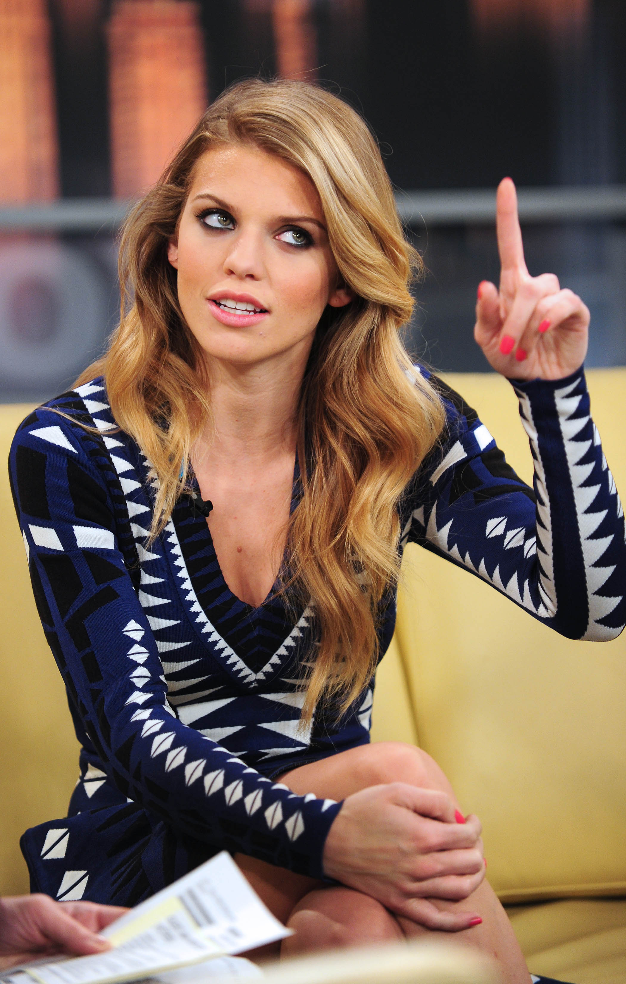 Annalynne mccord twitter good