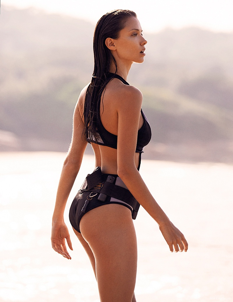pictures Isabeli fontana butt