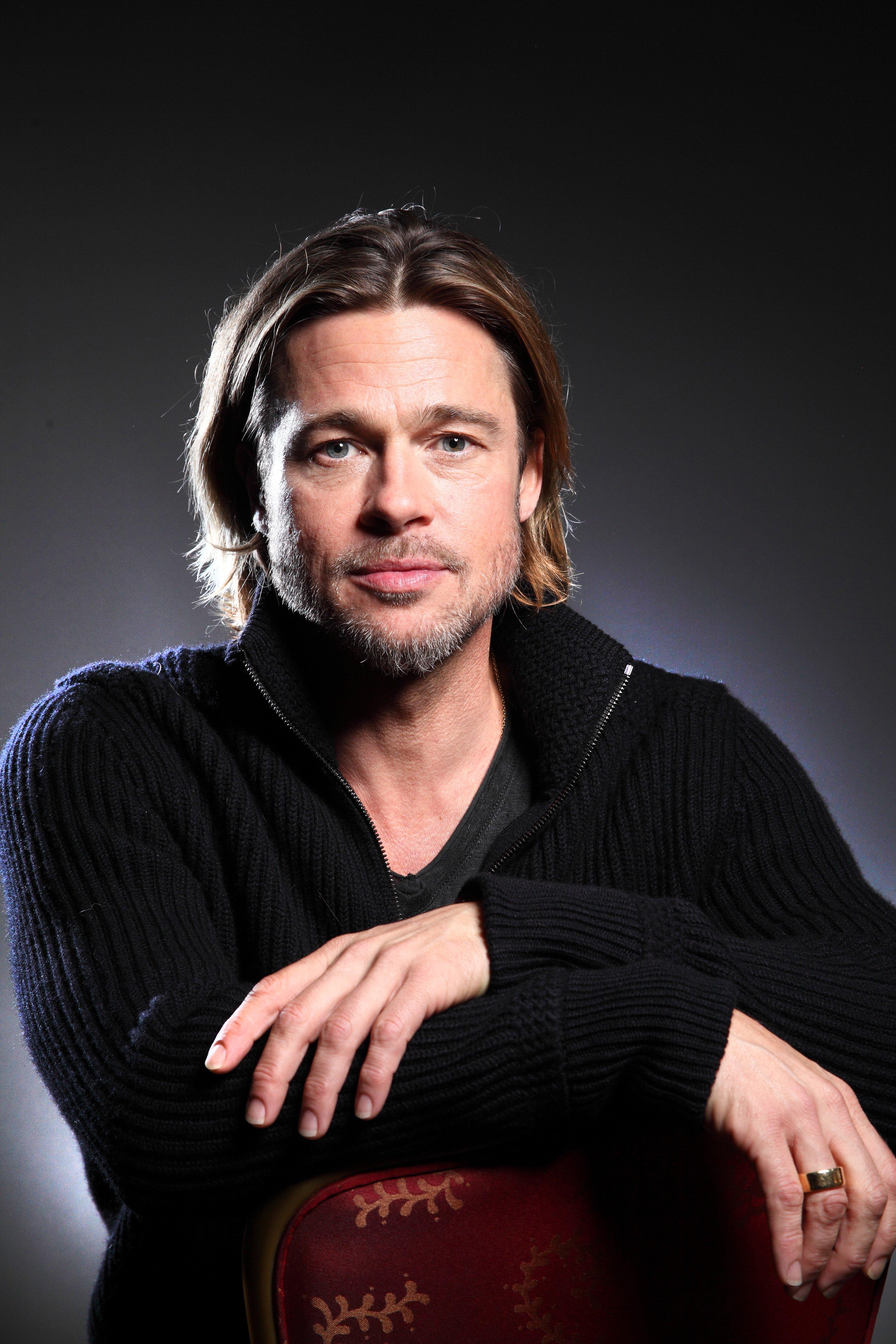 Brad Pitt Photo 880 Of 965 Pics Wallpaper Photo 646458