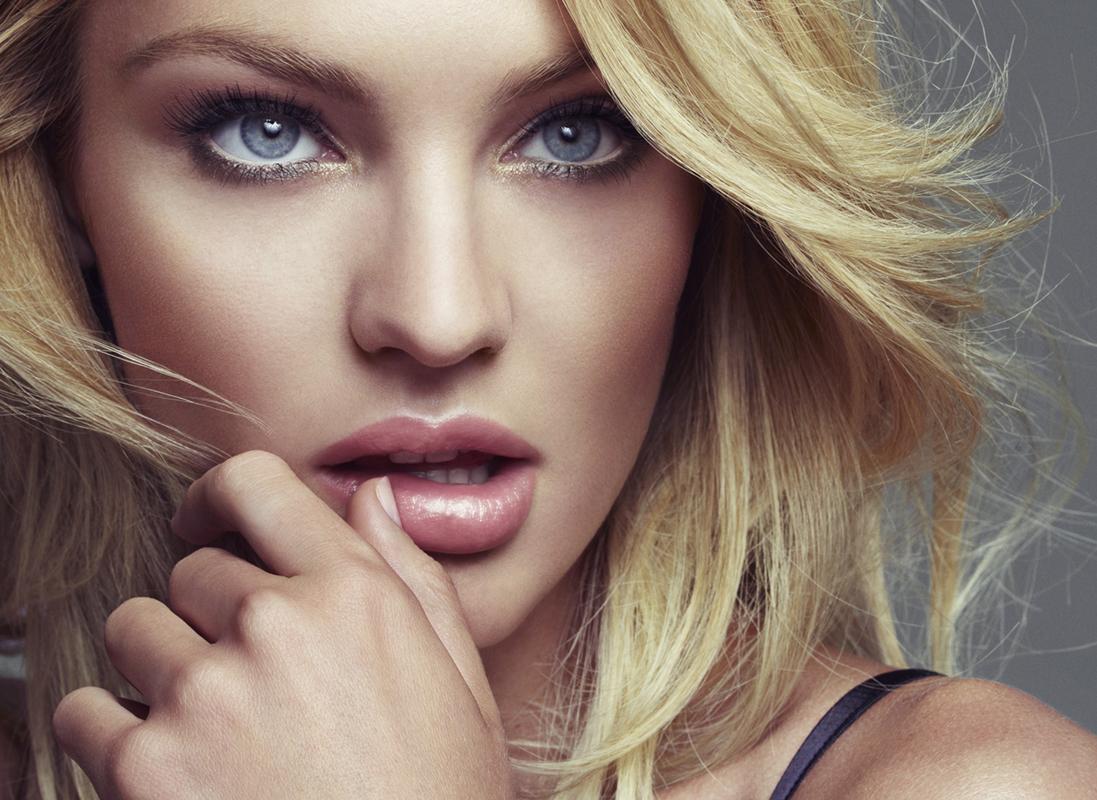 Фото лица красивых моделей 1 фотография