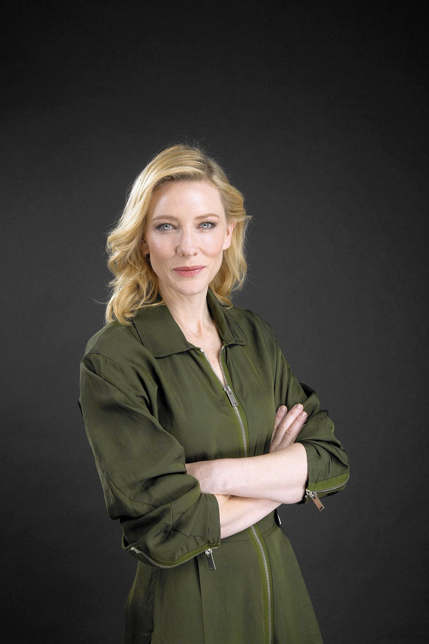 Cate Blanchett photo 1...