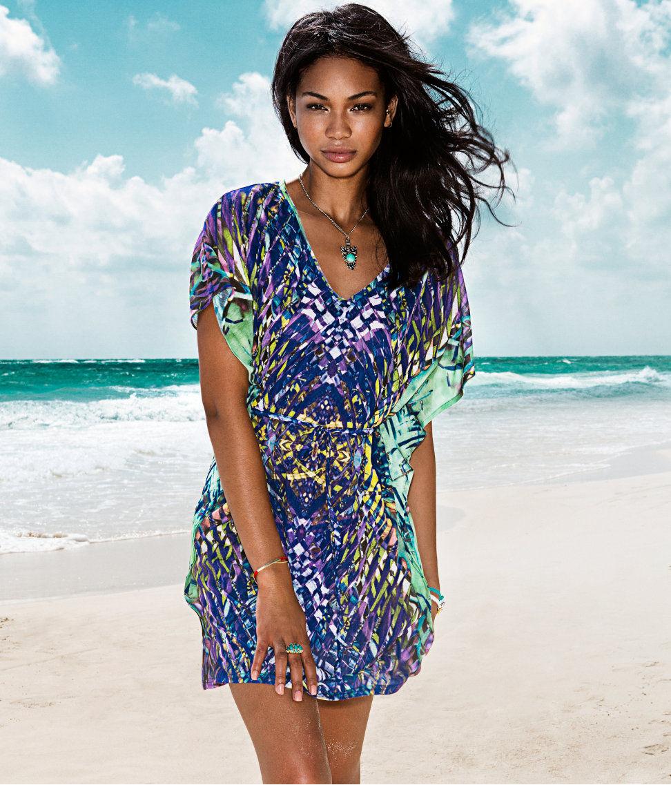 Фото красивые пляжные платья