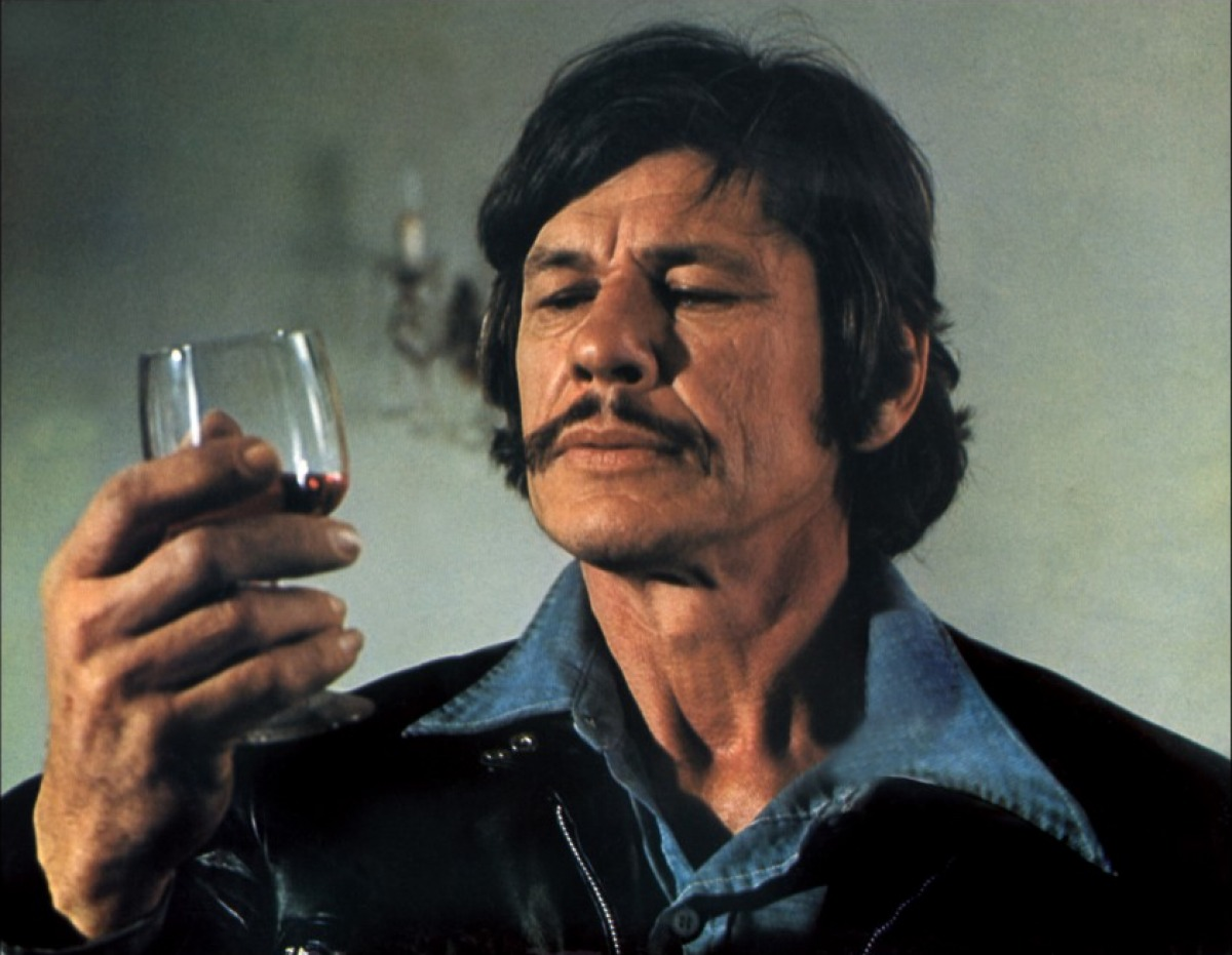 Charles Bronson - Wallpaper Actress