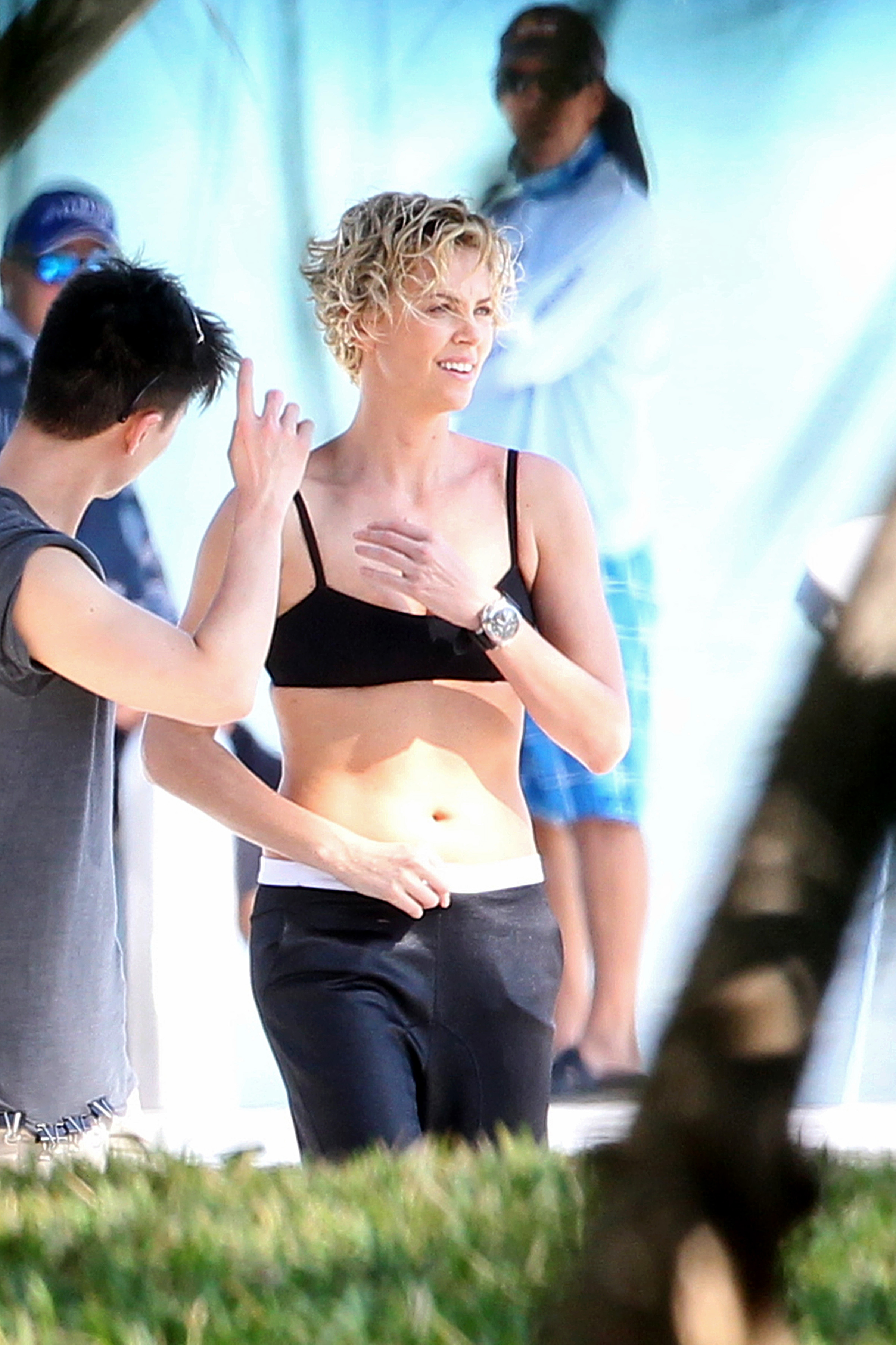 Charlize Theron photo gallery