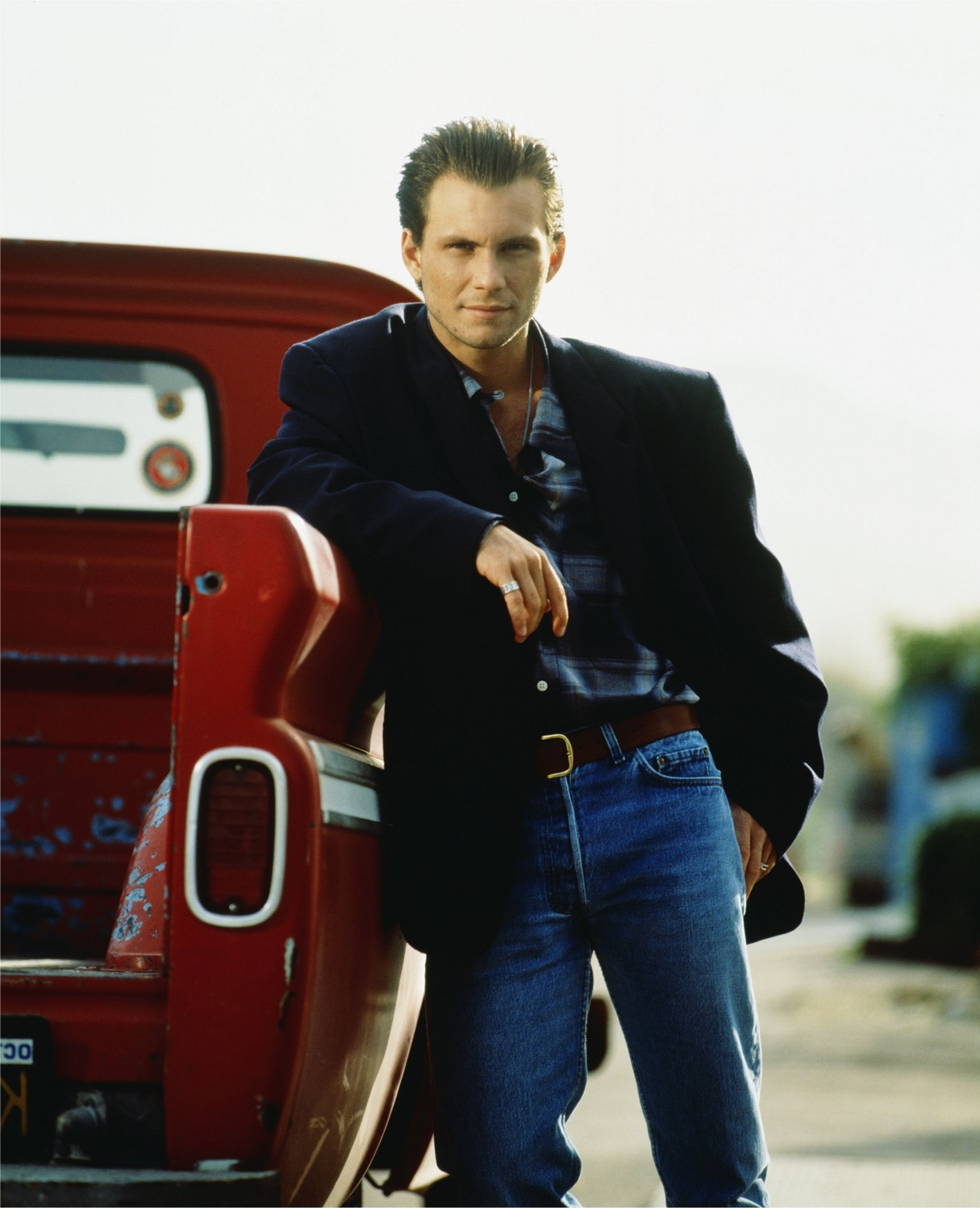 Christian Slater - Photo Set