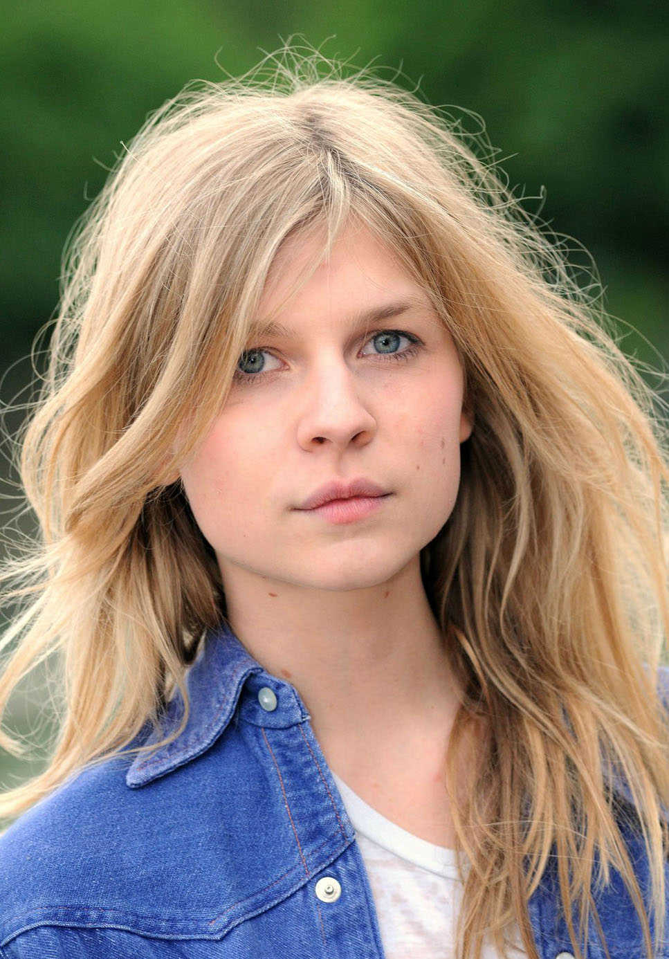 Clemence Poesy on 299 html