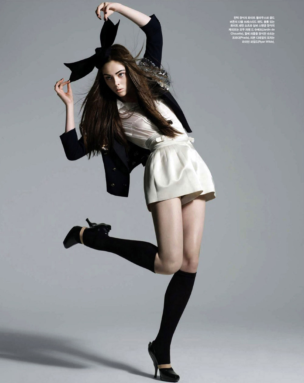 Poses for fashion models 30