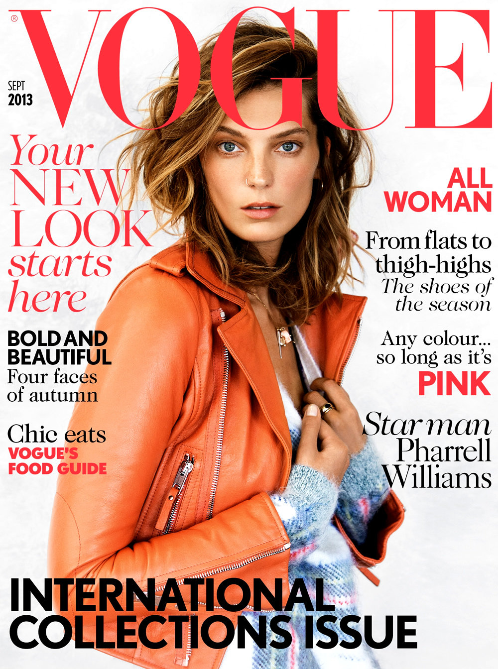 Top 10 Fashion Magazines - Elle, Harper s BAZAAR, Vogue, Marie 52
