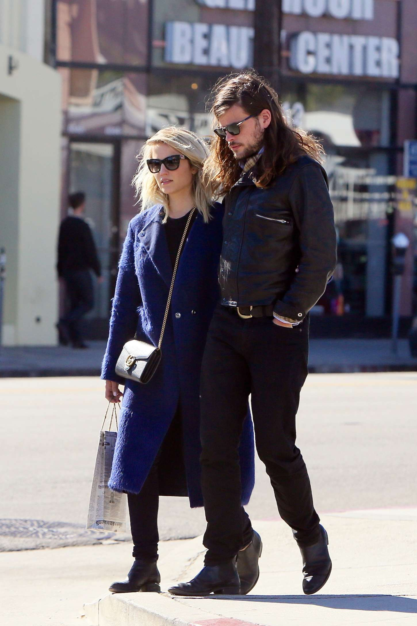 Dianna agron dating in Perth