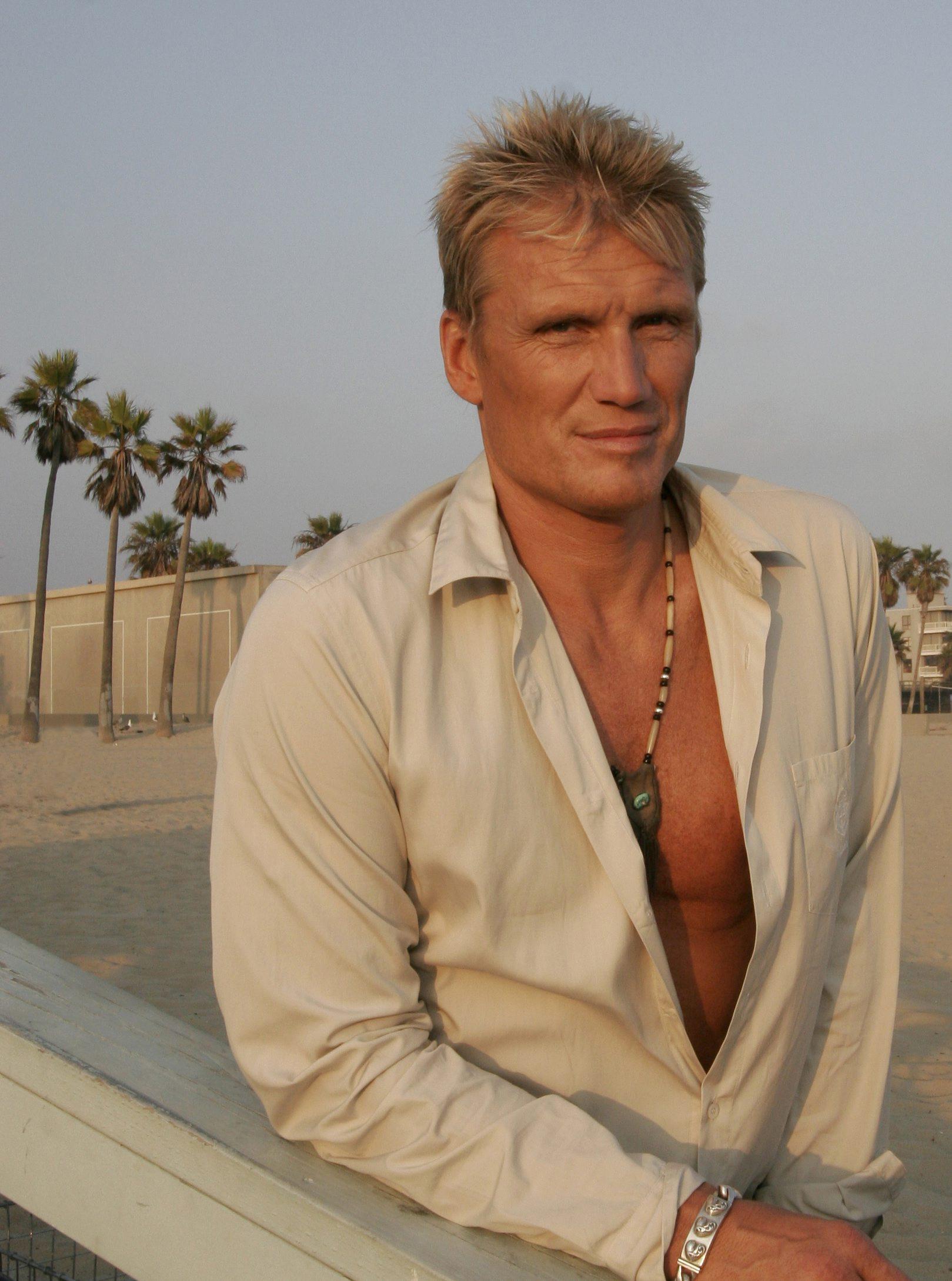 Dolph Lundgren photo 5...
