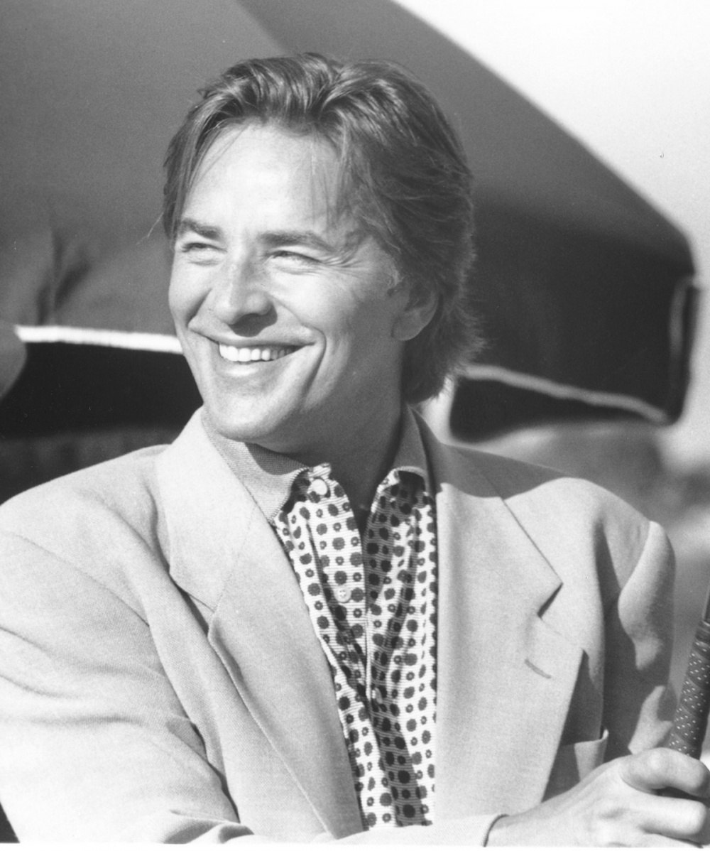 Don Johnson - What If It Takes All Night