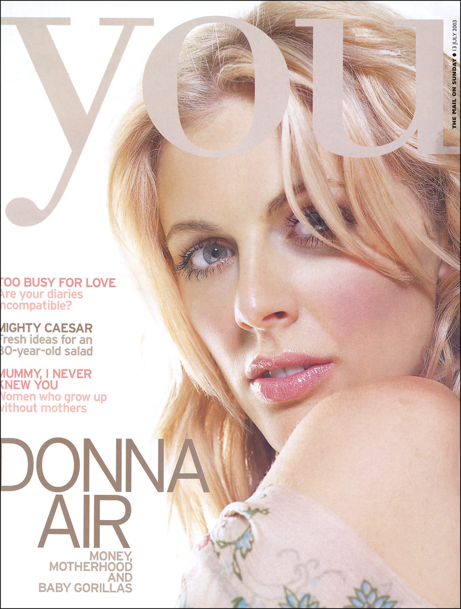 Donna Air - Images Colection