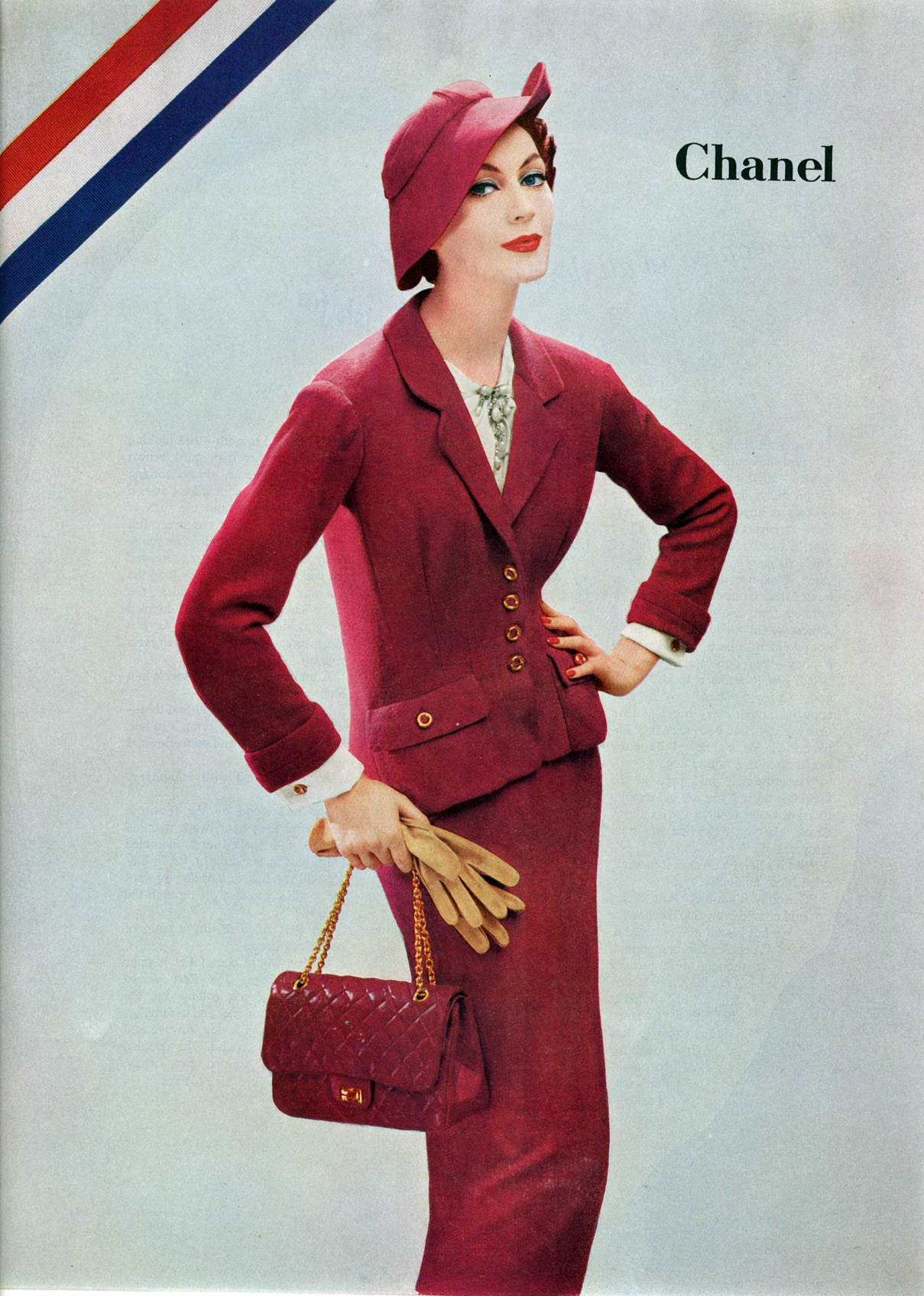 Chanel Fashion Show Archive