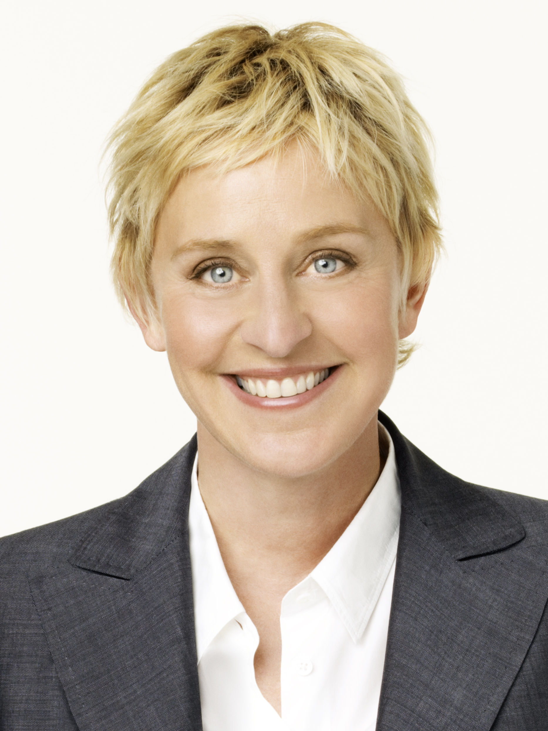 Pin by madame m on chic chick pinterest for How is ellen degeneres