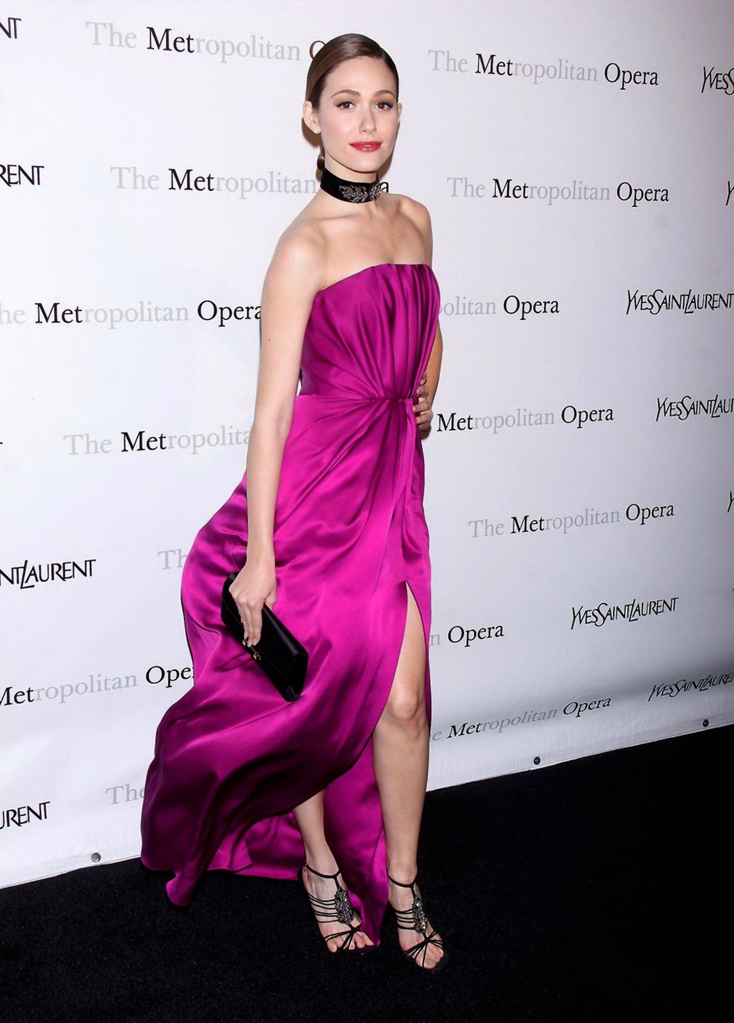 Emmy Rossum Premie 1 - Emmy Rossum
