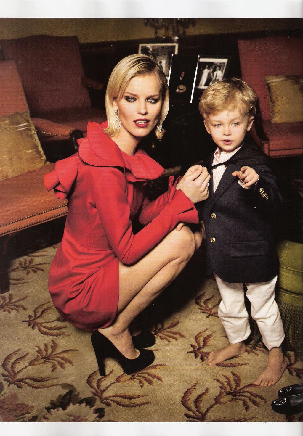 Российская мама и сын 10 фотография