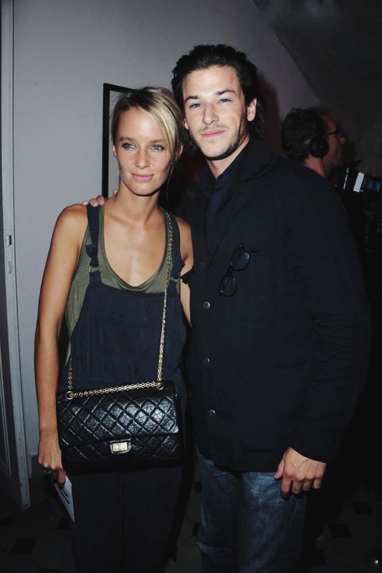 Улье гаспар и его девушка фото