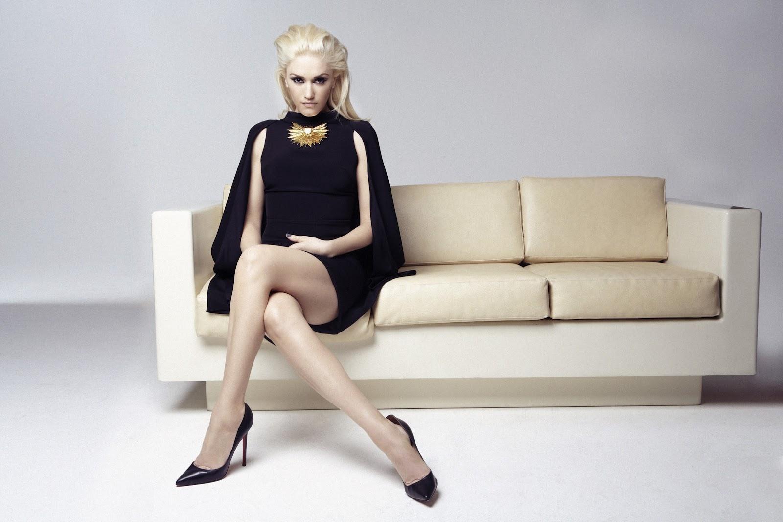 Gwen Stefani by Dusa 3 - Gwen Stefani