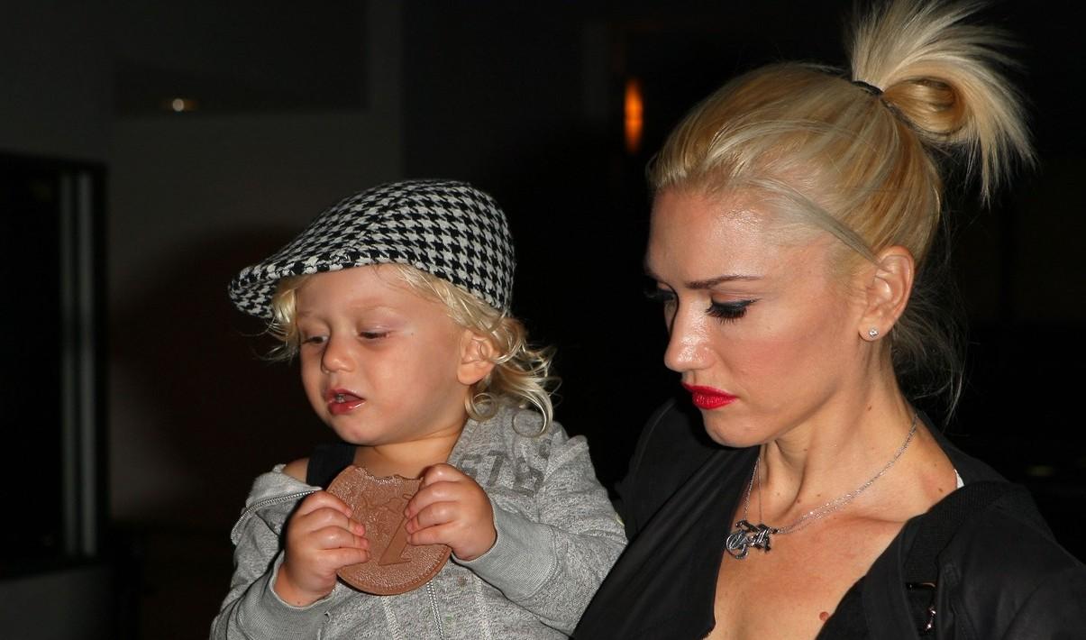 gwen stefani family  1 - Gwen Stefani