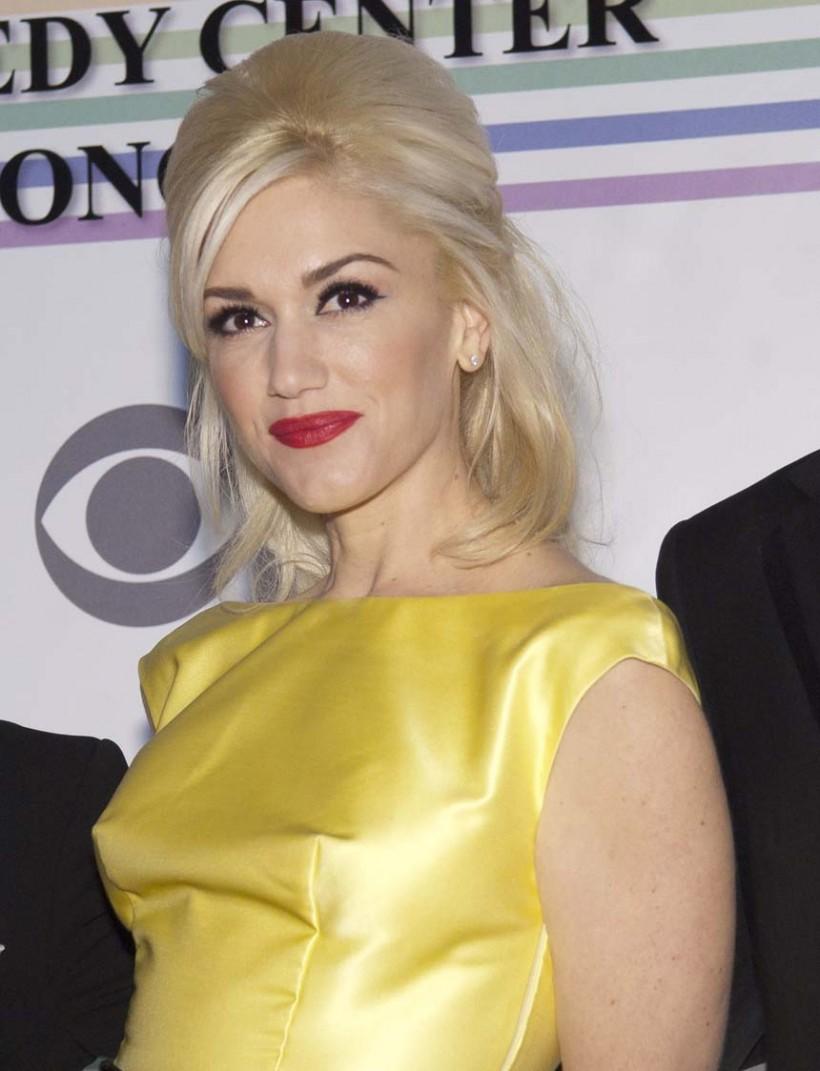 kennedy center honor 4 - Gwen Stefani