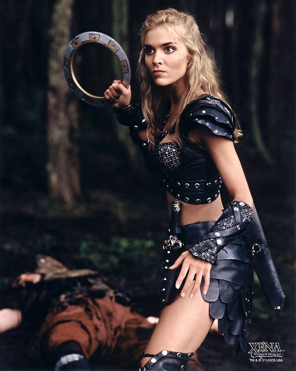 image Hudson leick callisto the sexiest warrior