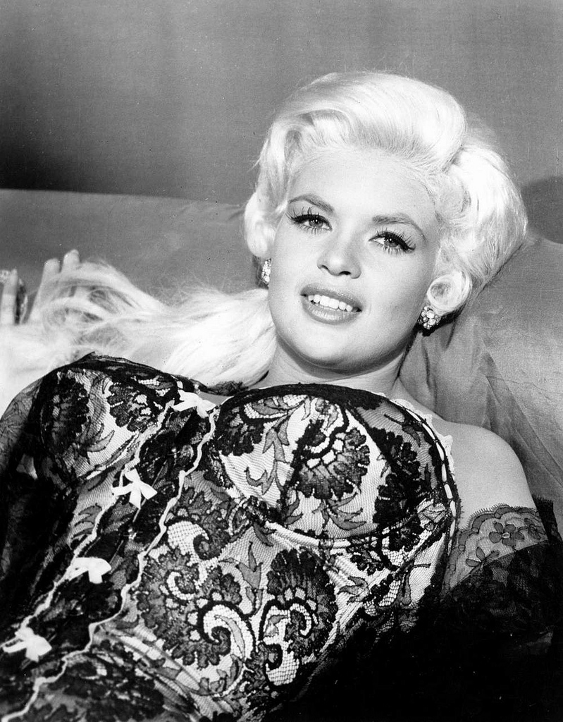 Jayne Mansfield Photo Gallery 134 High Quality Pics Of