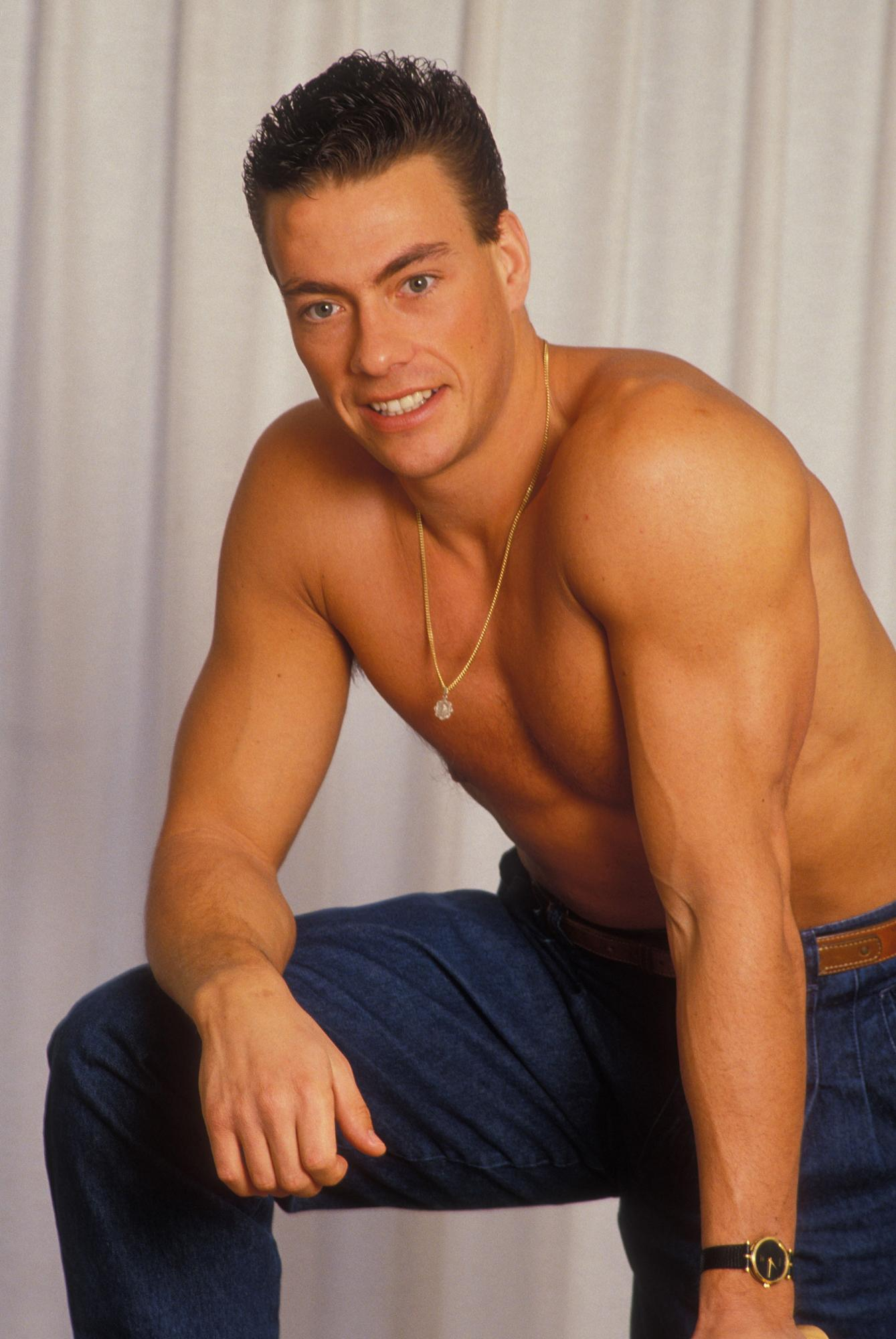 Jean-claude Van Damme - New Photos