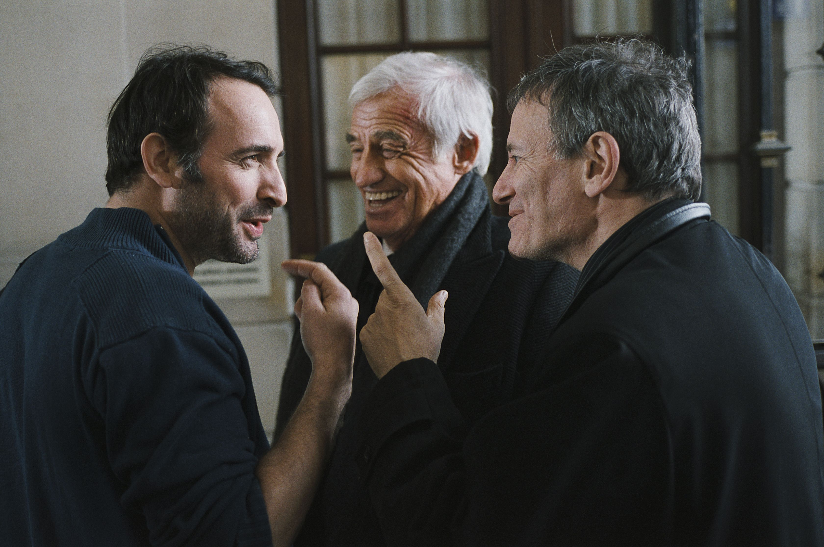 Jean dujardin photo gallery high quality pics of jean for Dujardin belmondo