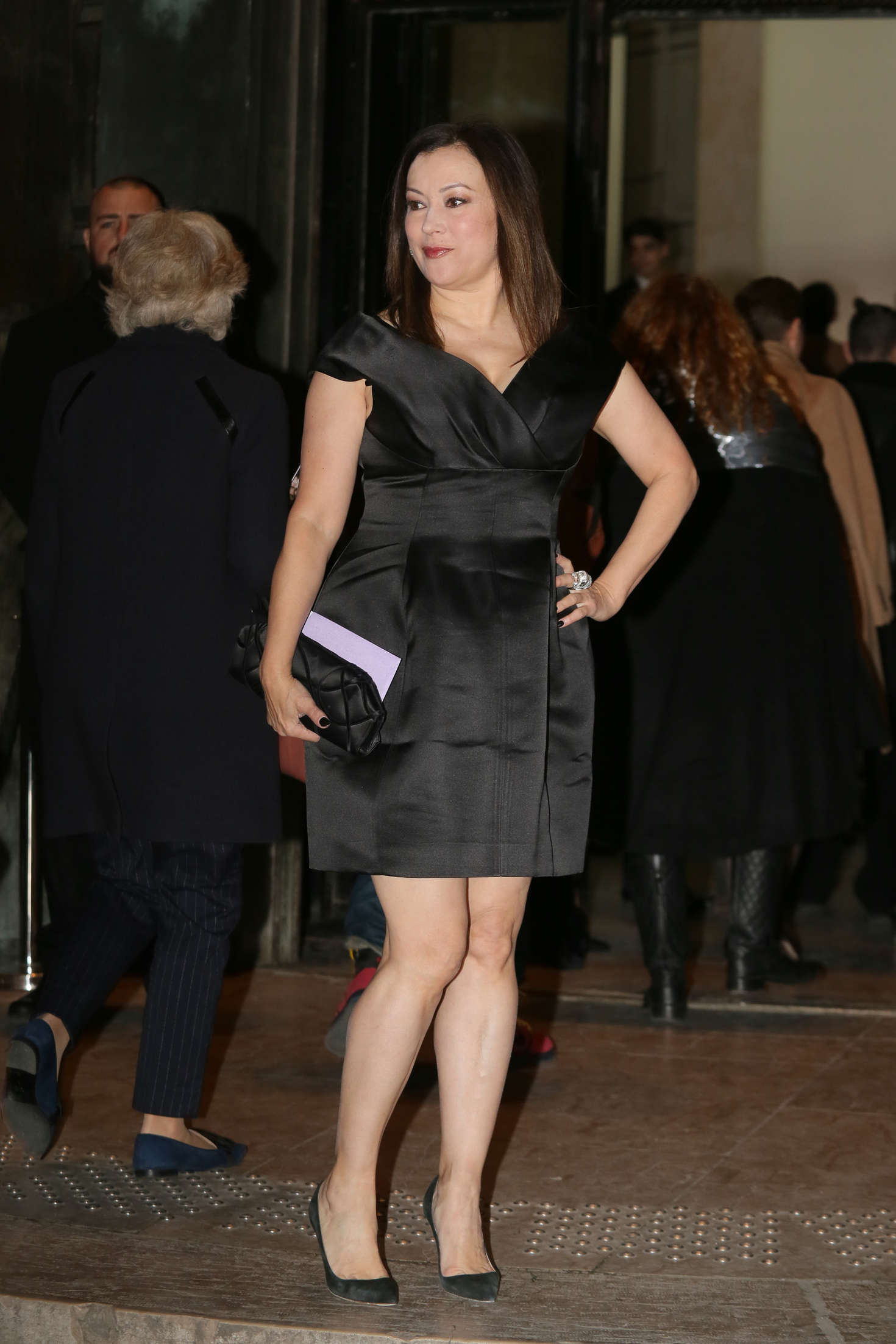 Jennifer Tilly photo 1... Giorgio Armani