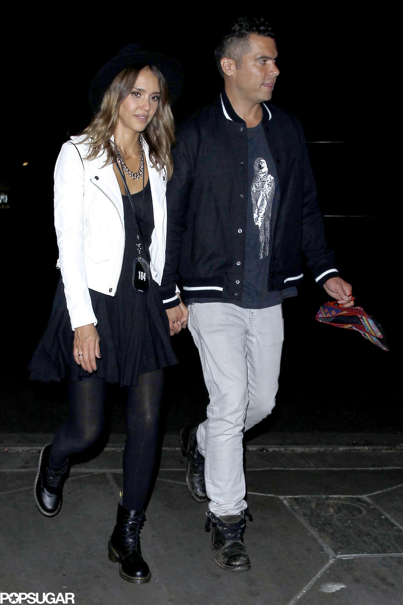 tom and jessica alba dating