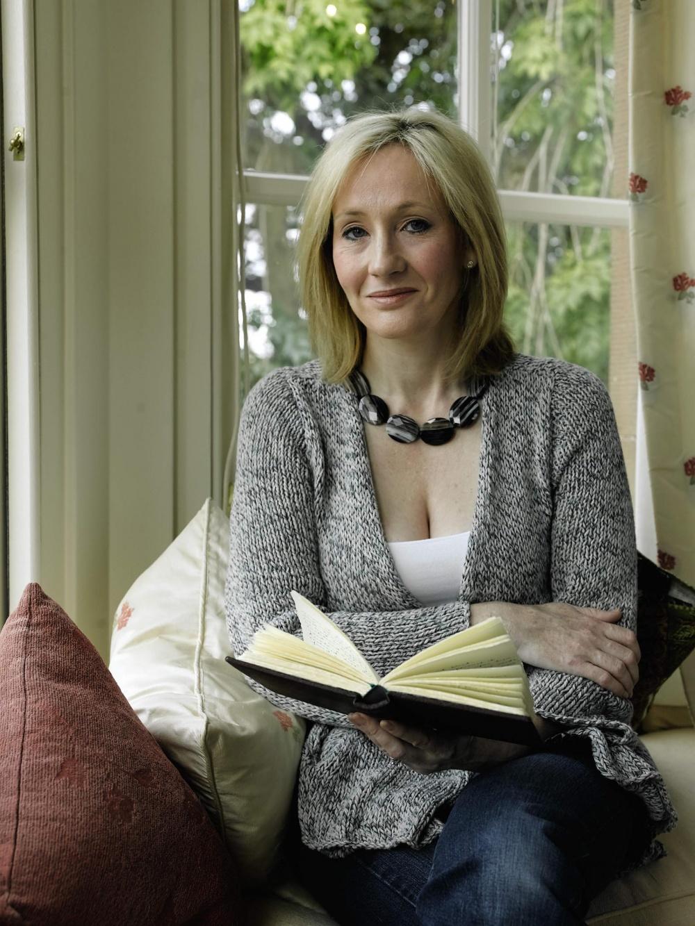 Joanne Rowling