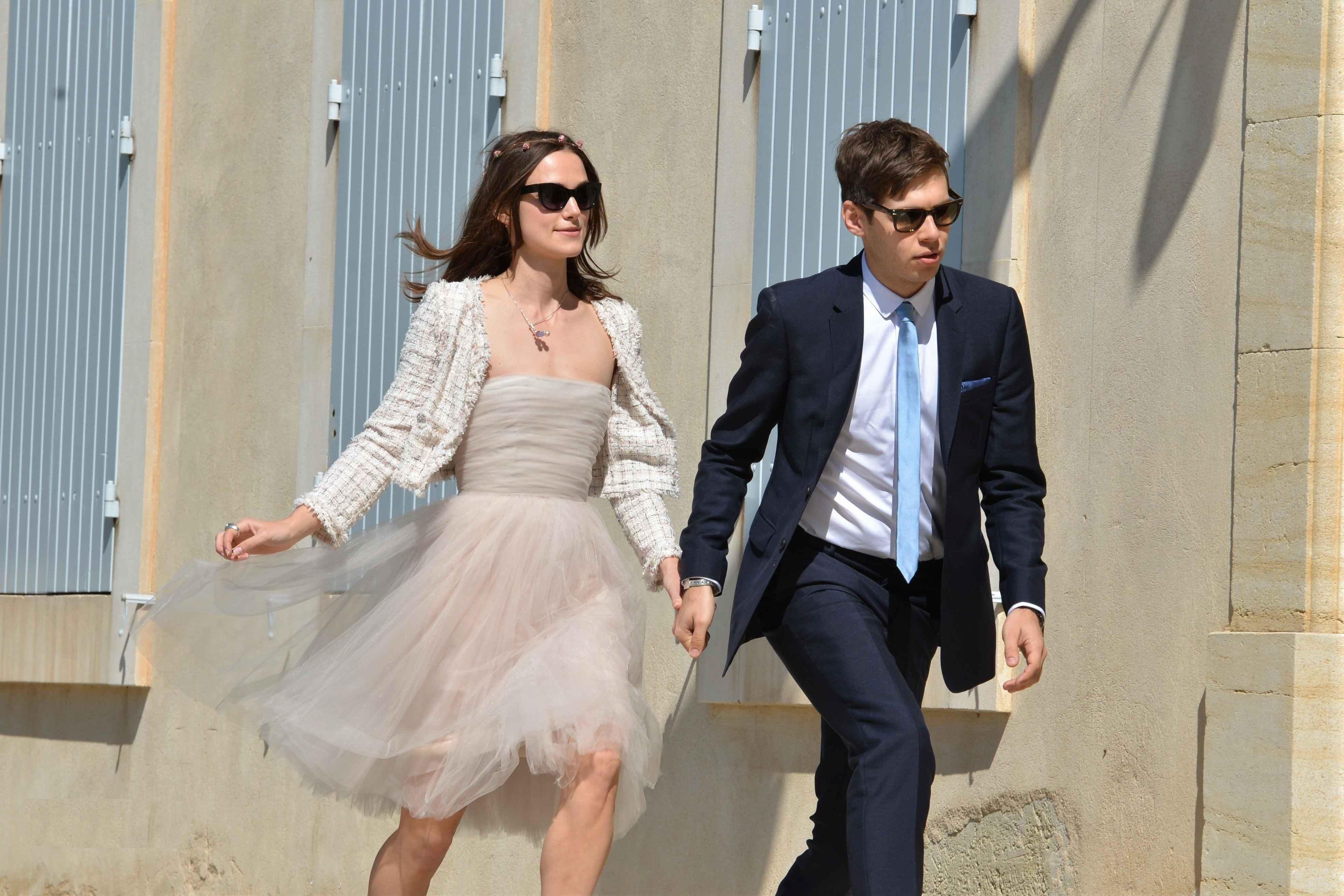 Свадебное платье киры найтли в