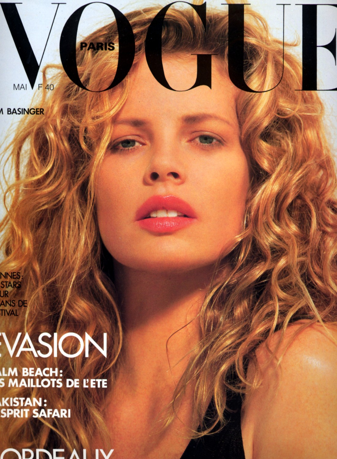 Kim Basinger - Picture Gallery