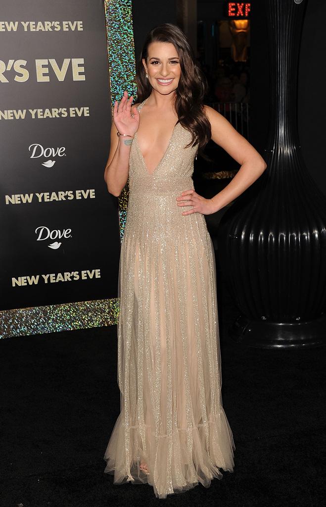 Lea Michele, linda piba (HD)