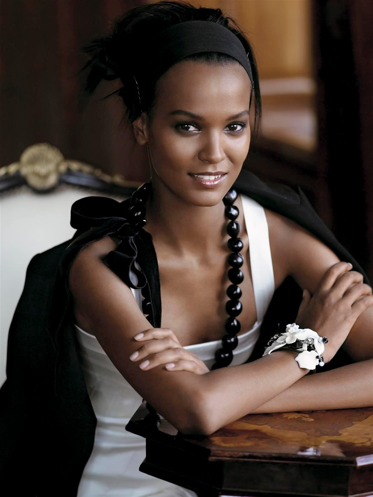Liya Kebede Photo 204 Of 267 Pics Wallpaper Photo