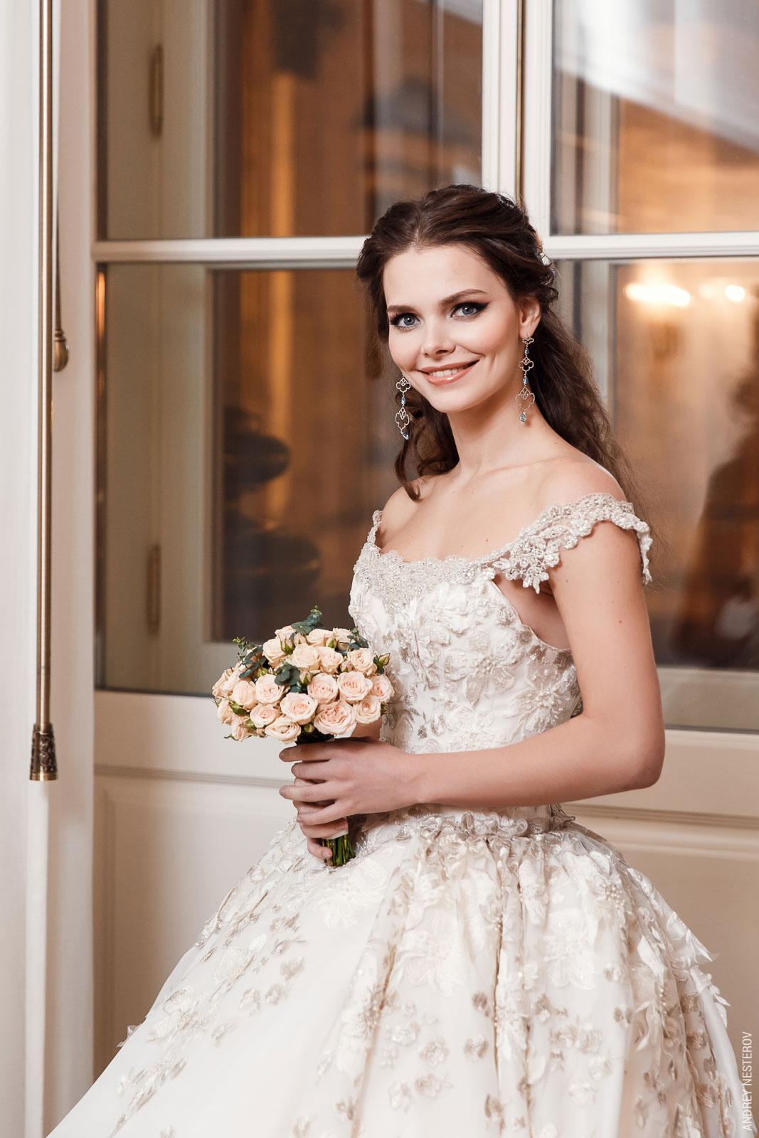 Фото актрис в свадебном платье