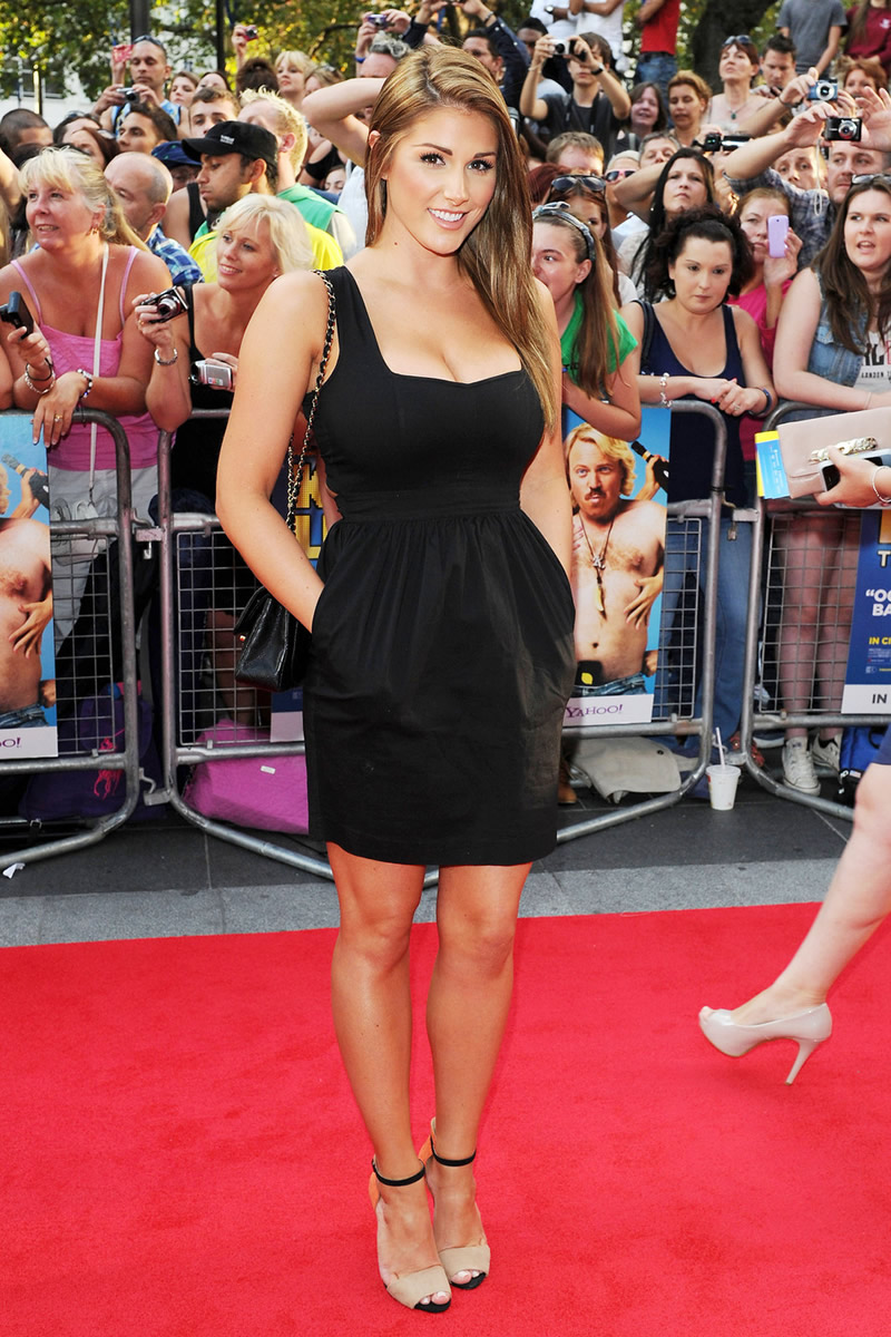 Free Best Pictures: Lucy Pinder Hot Wallpapers & Lucy
