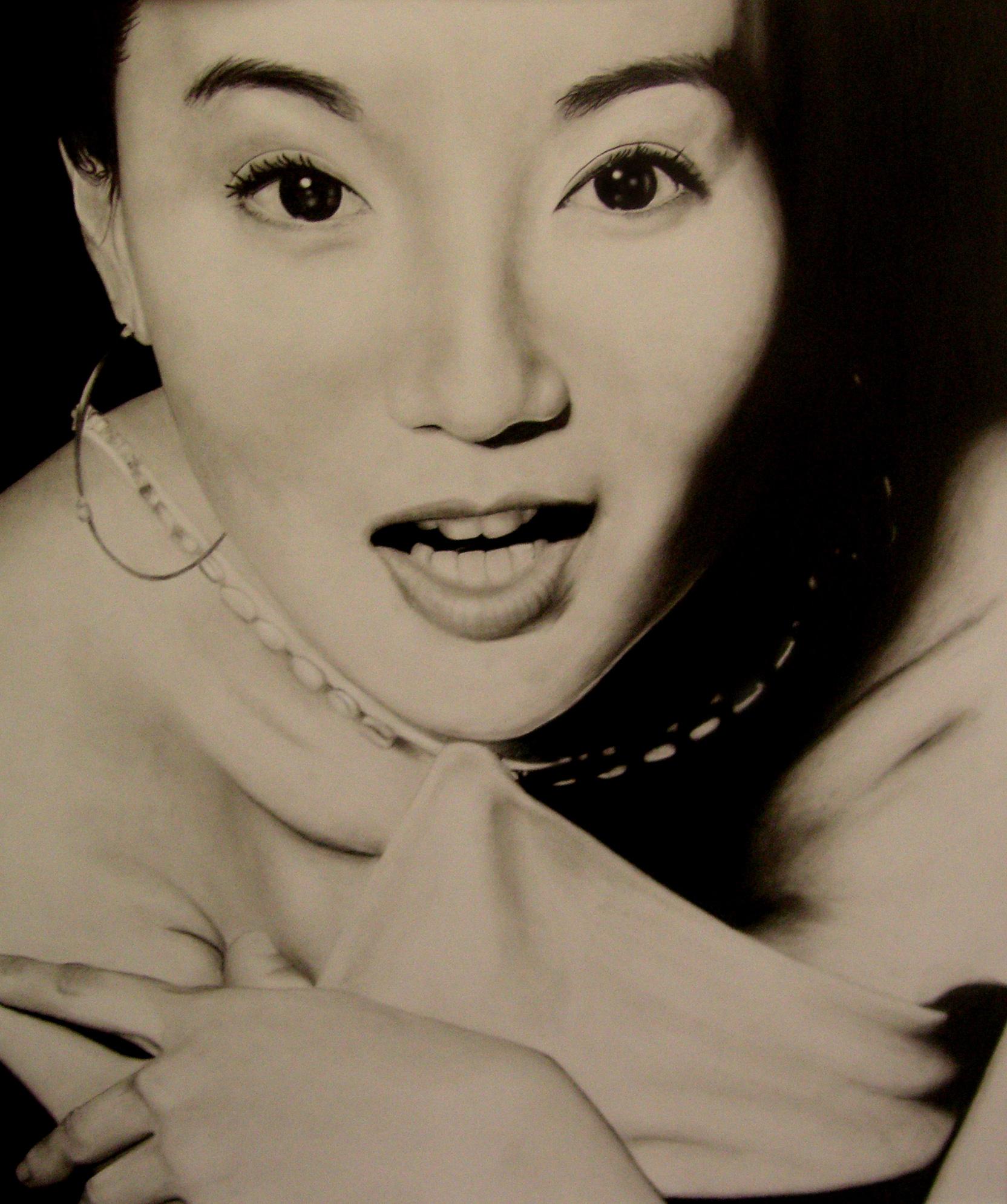 Maggie Cheung - Wallpaper Actress