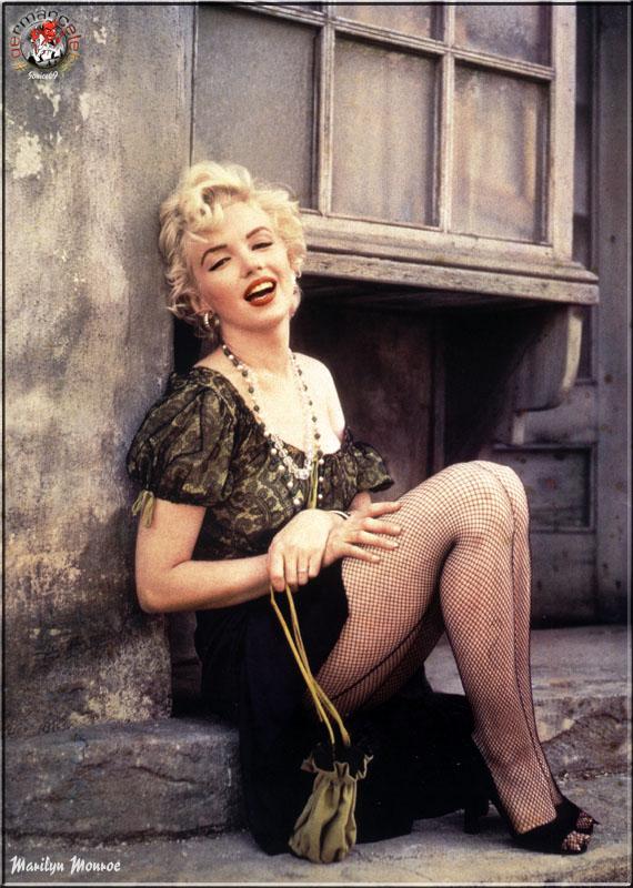 Des photos de Marilyn Monroe enceinte publiées pour la