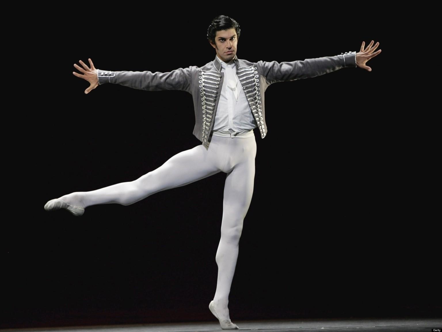 Новогоднее пожелание  балерины-балерине