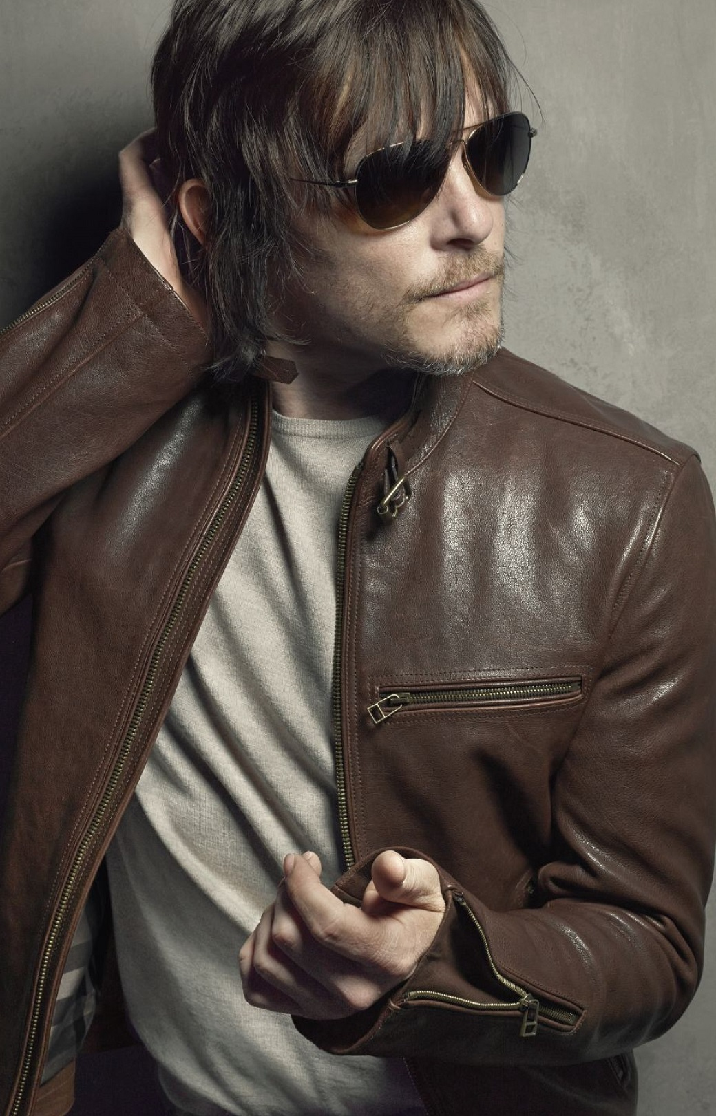 Norman Reedus Gets 'Walking Dead' Raise Ahead Of Andrew ...
