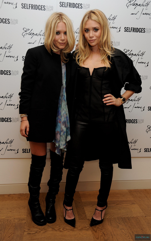 Olsen twin fashion line 45