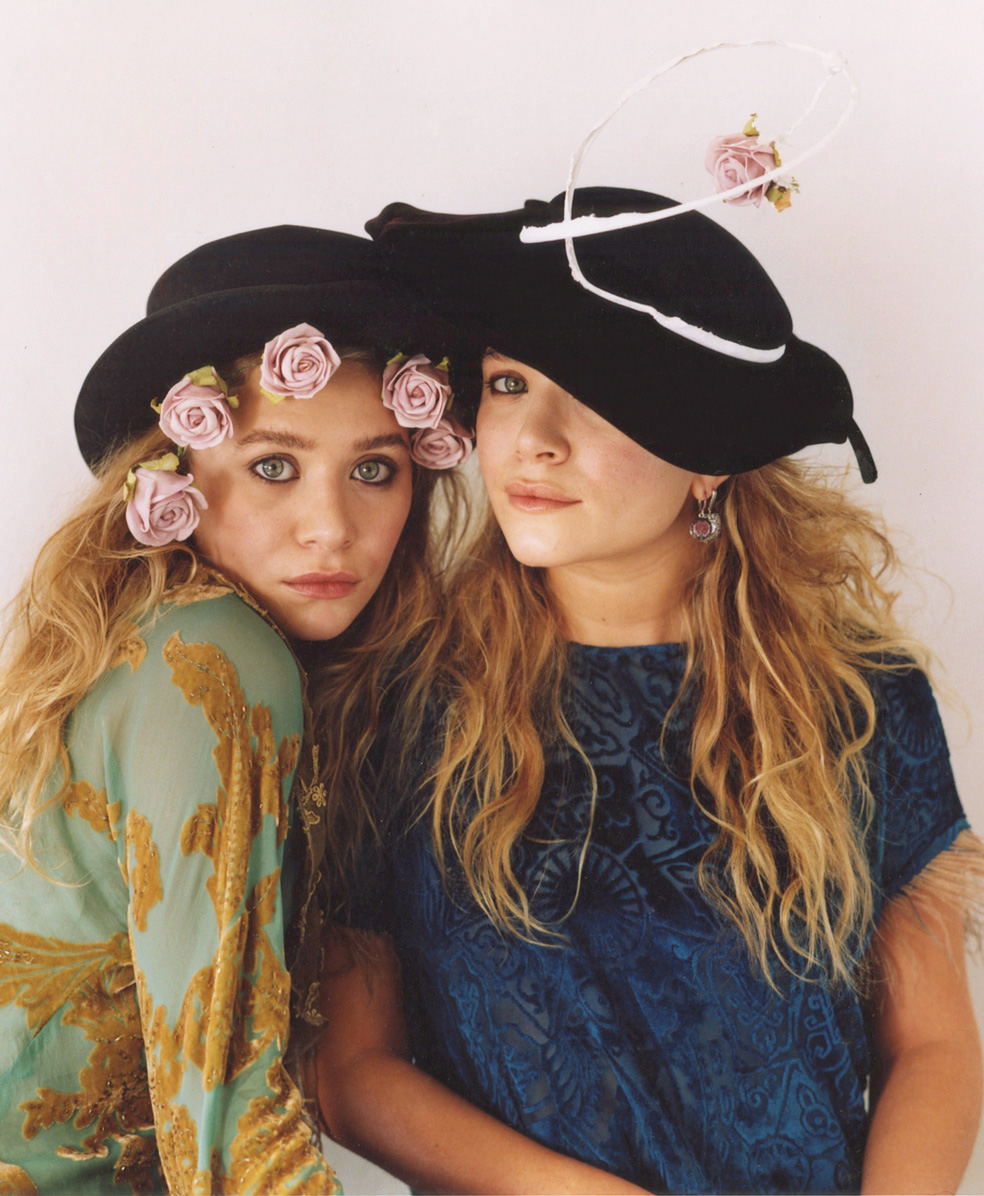 Mary kate olsen and ashley fashion 93