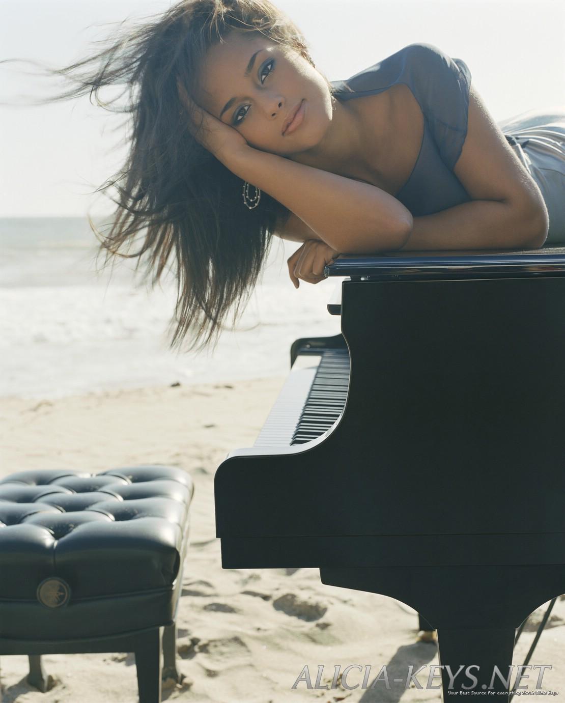 Alicia Keys список песен.