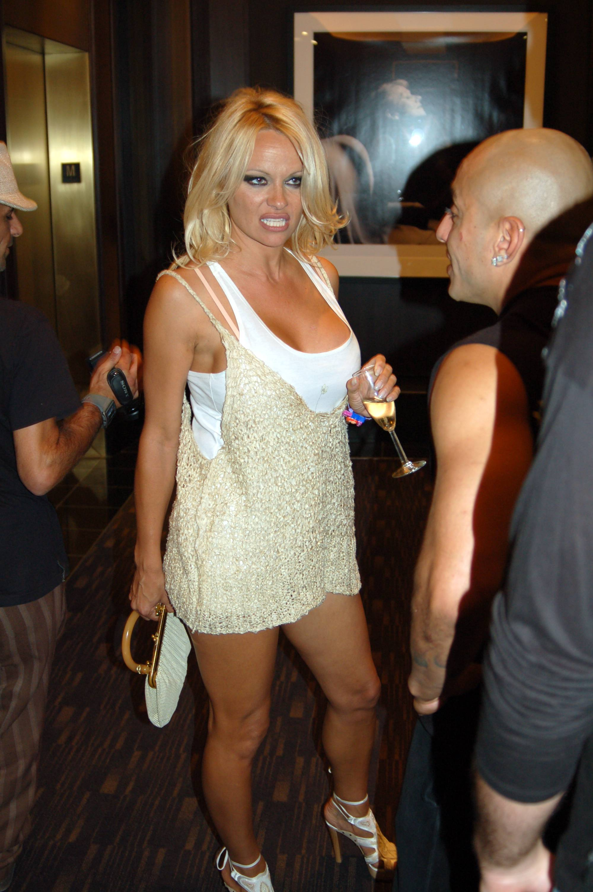 tommy Pamela anderson