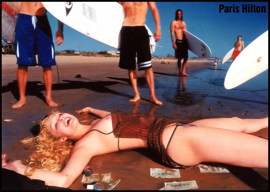 free nude paris hilton pics  255233